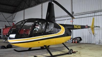 N43AL - Robinson R44 Raven - Private