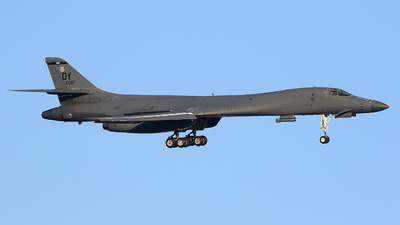 85-0087 - Rockwell B-1B Lancer - United States - US Air Force (USAF)