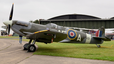 G-LFVB - Supermarine Spitfire Mk.VB - Private