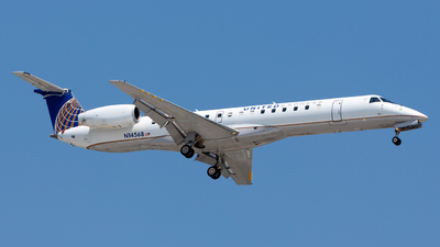 N14568 - Embraer ERJ-145LR - United Express (ExpressJet Airlines)