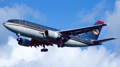 JY-AGS - Airbus A310-304 - Royal Jordanian