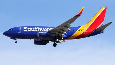N479WN - Boeing 737-7H4 - Southwest Airlines