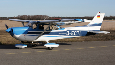 D-ECTL - Reims-Cessna FR172H Reims Rocket - Private
