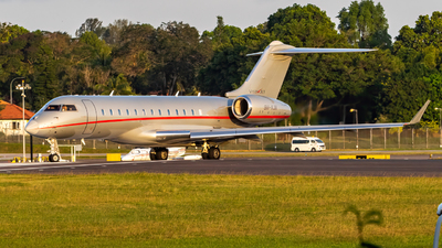 9H-VJW - Bombardier BD-700-1A10 Global 6000 - VistaJet
