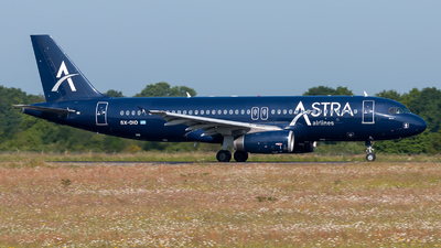 SX-DIO - Airbus A320-232 - Astra Airlines