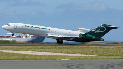 N705AA - Boeing 727-223(Adv) - Asia Pacific Airlines