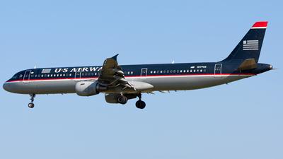 N177US - Airbus A321-211 - US Airways