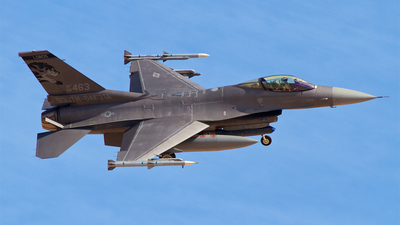 88-0463 - General Dynamics F-16CM Fighting Falcon - United States - US Air Force (USAF)