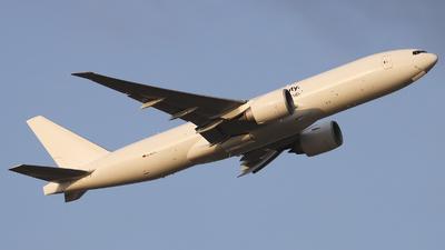 D-ALFJ - Boeing 777-F1H - Lufthansa Cargo