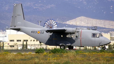TR.12A-4 - CASA C-212-100 Aviocar - Spain - Air Force
