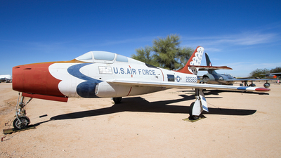52-6563 - Republic F-84F Thunderstreak - United States - US Air Force (USAF)