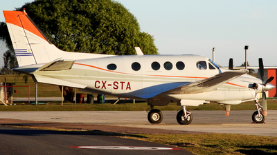 CX-STA - Beechcraft C90 King Air - Private