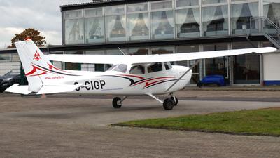 G-CIGP - Reims-Cessna F172N Skyhawk II - AAG Flight Academy