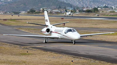 A picture of N243SL - Cessna 560 Citation Encore - [5600593] - © Sebastian Sowa