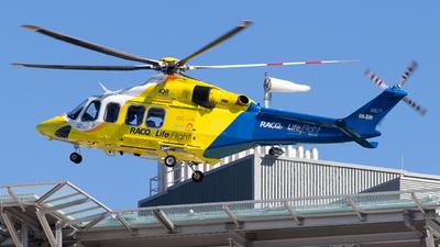 VH-XIH - Agusta-Westland AW-139 - LifeFlight Australia
