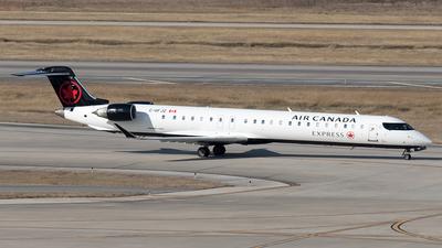 C-GFJZ - Bombardier CRJ-705LR - Air Canada Express (Jazz Aviation)