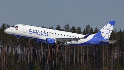 A picture of EW531PO - Embraer E175LR - Belavia - © Alexander Astashko