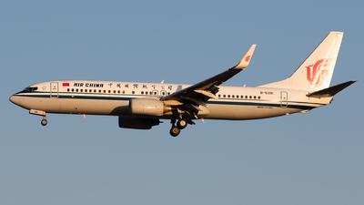 B-5391 - Boeing 737-89L - Air China