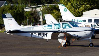 A picture of PTWBN - Beech F33A Bonanza - [CE1778] - © Lucas Gabardo