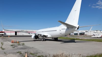 N529CL - Boeing 737-73V - Private