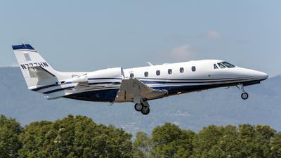 N777HN - Cessna 560XL Citation XLS Plus - Private