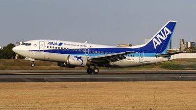 JA307K - Boeing 737-54K - ANA Wings