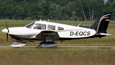 D-EQCS - Piper PA-28-181 Archer II - Private