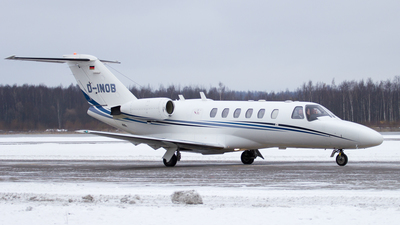 D-INOB - Cessna 525A CitationJet 2 - Private