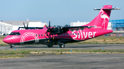 N403SV - ATR 42-600 - Silver Airways