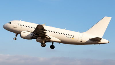 D-ASTN - Airbus A319-112 - Germania