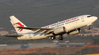 B-5263 - Boeing 737-79P - China Eastern Airlines
