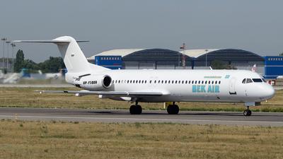 UP-F1009 - Fokker 100 - Bek Air