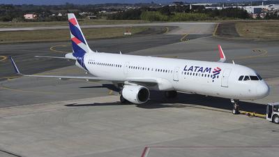 PT-XPC - Airbus A321-211 - LATAM Airlines
