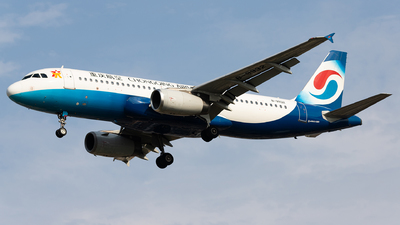 A picture of B9932 - Airbus A320232 - Chongqing Airlines - © Captain Lorca