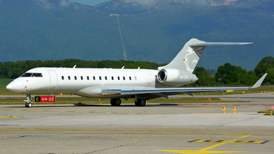 A6-CBO - Bombardier BD-700-1A10 Global Express XRS - DC Aviation