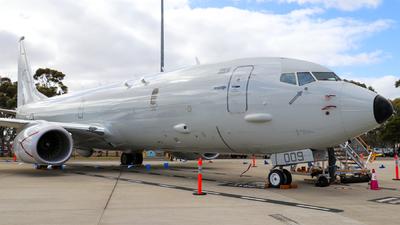A47-009 - Boeing P-8A Poseidon - Australia - Royal Australian Air Force (RAAF)