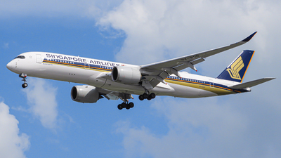 A picture of 9VSGB - Airbus A350941 - Singapore Airlines - © Mohamed Rizwan