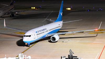B-5435 - Boeing 737-86N - Xiamen Airlines