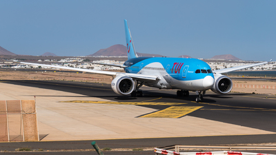 A picture of OOJDL - Boeing 7878 Dreamliner - TUI fly - © Bartosz Szarszewski