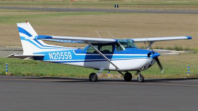 N20559 - Cessna 172M Skyhawk - Pro Flight Aviation