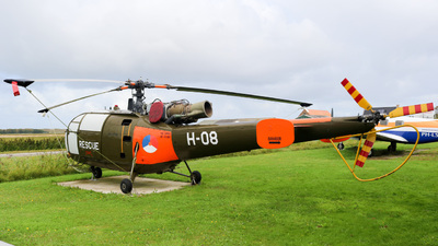 A-366 - Aérospatiale SA 319B Alouette III - Netherlands - Royal Air Force