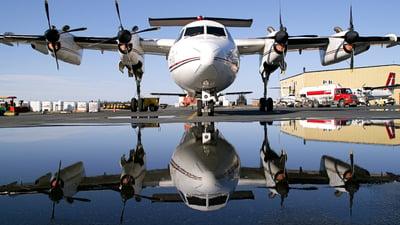 C-GFFL - De Havilland Canada DHC-7-102 Dash 7 - Air Tindi
