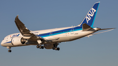 JA813A - Boeing 787-8 Dreamliner - All Nippon Airways (Air Japan)