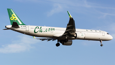 B-321G - Airbus A321-253NX - Spring Airlines