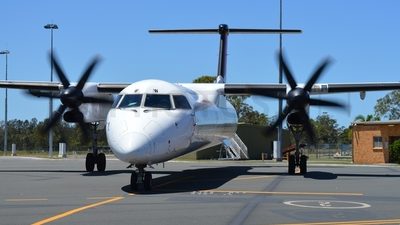 VH-QOW - Bombardier Dash 8-Q402 - QantasLink (Sunstate Airlines)