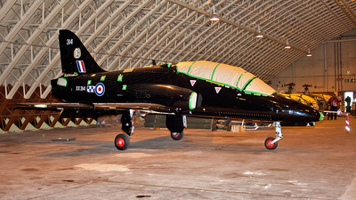 XX314 - British Aerospace Hawk T.1W - United Kingdom - Royal Air Force (RAF)