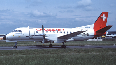 SE-ISF - Saab 340A - Crossair