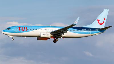 OO-TUV - Boeing 737-86J - TUI