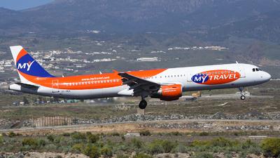 OY-VKA - Airbus A321-211 - MyTravel Airways