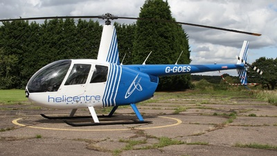 A picture of GGOES - Robinson R44 Raven II - [10942] - © Ian Johnson